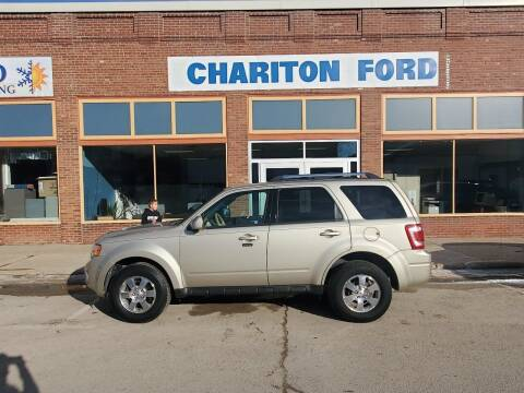 2012 Ford Escape for sale at Chariton Ford in Chariton IA