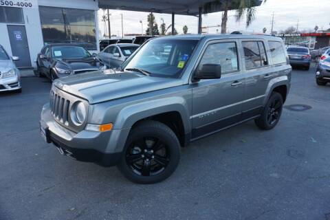 2013 Jeep Patriot for sale at Industry Motors in Sacramento CA