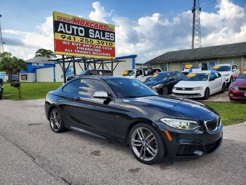 2016 BMW 2 Series for sale at Mox Motors in Port Charlotte FL