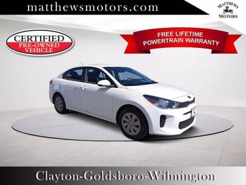 2020 Kia Rio for sale at Auto Finance of Raleigh in Raleigh NC