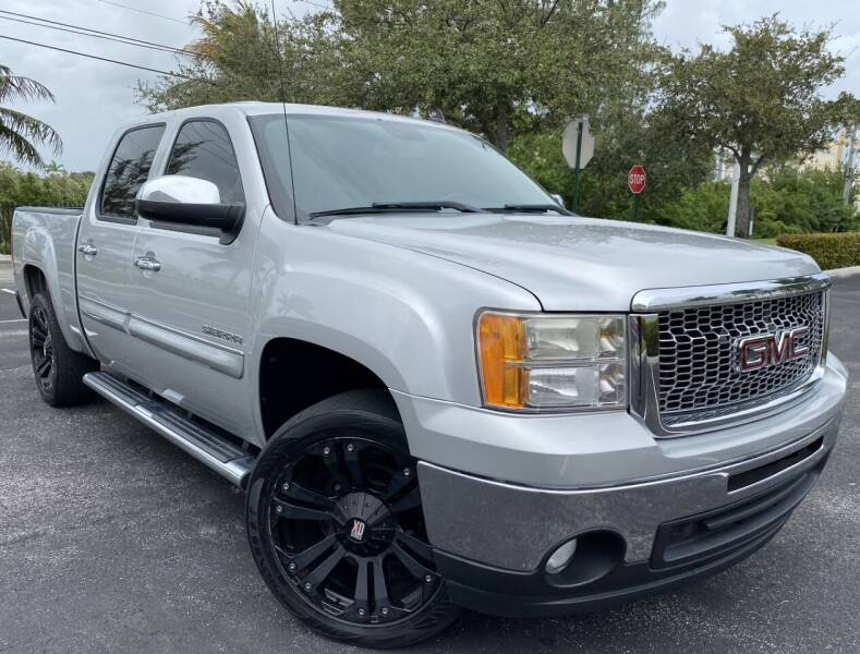 2011 GMC Sierra 1500 for sale at Maxicars Auto Sales in West Park FL
