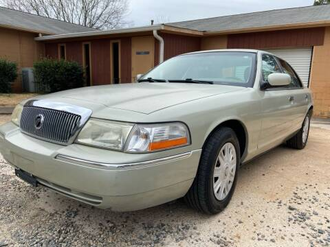 2004 Mercury Grand Marquis for sale at Efficiency Auto Buyers in Milton GA
