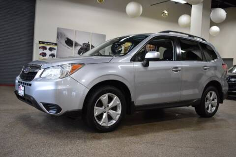 2015 Subaru Forester for sale at DONE DEAL MOTORS in Canton MA