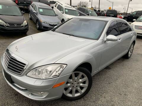 2007 Mercedes-Benz S-Class for sale at Philip Motors Inc in Snellville GA