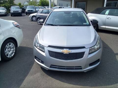 2015 Chevrolet Cruze for sale at Wilson Investments LLC in Ewing NJ