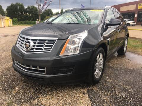 2016 Cadillac SRX for sale at CAPITOL AUTO SALES LLC in Baton Rouge LA