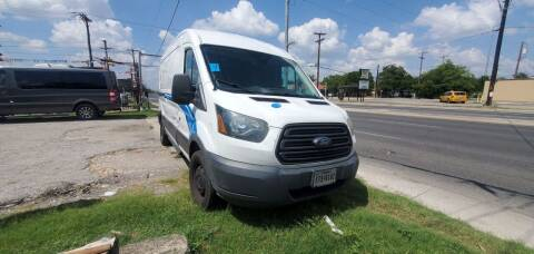 2015 Ford Transit Cargo for sale at C.J. AUTO SALES llc. in San Antonio TX