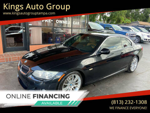 2011 BMW 3 Series for sale at Kings Auto Group in Tampa FL