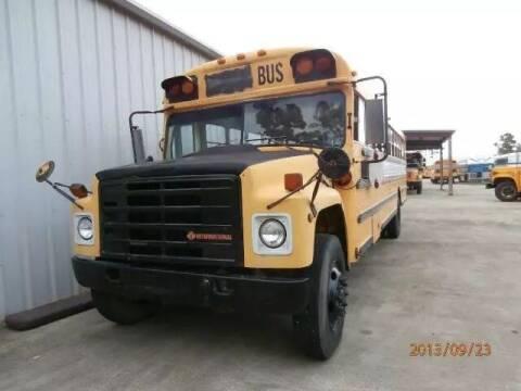 1987 International 1853 for sale at Interstate Bus Sales Inc. in Wallisville TX