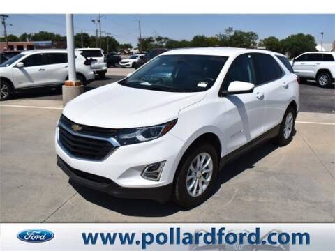2019 Chevrolet Equinox for sale at South Plains Autoplex by RANDY BUCHANAN in Lubbock TX