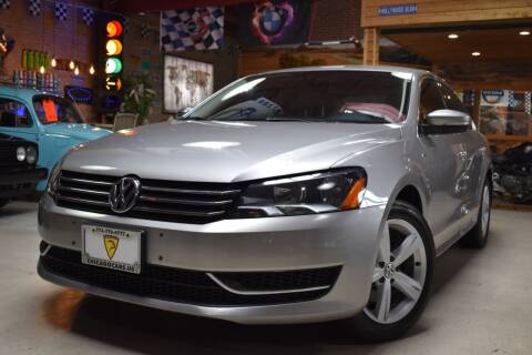 2014 Volkswagen Passat for sale at Chicago Cars US in Summit IL