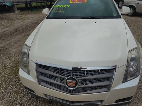 2009 Cadillac CTS for sale at Finish Line Auto LLC in Luling LA