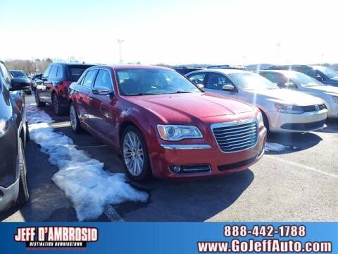 2012 Chrysler 300 for sale at Jeff D'Ambrosio Auto Group in Downingtown PA