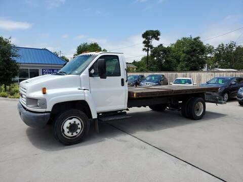 2005 GMC C5500 for sale at Kell Auto Sales, Inc - Grace Street in Wichita Falls TX