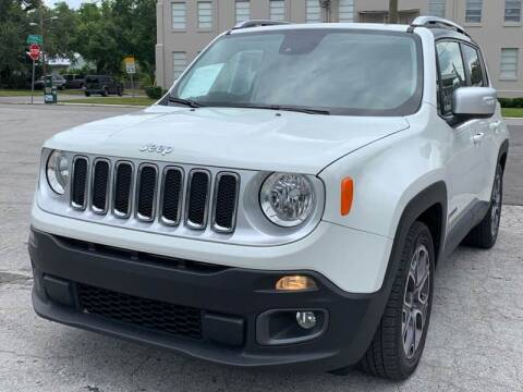 2015 Jeep Renegade for sale at Consumer Auto Credit in Tampa FL