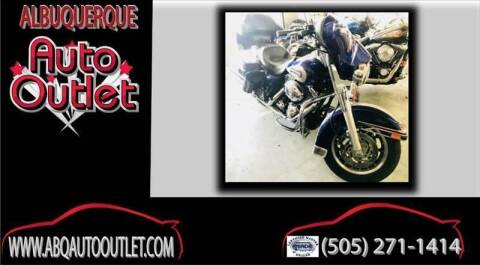 2007 Harley-Davidson FLHTC for sale at ALBUQUERQUE AUTO OUTLET in Albuquerque NM