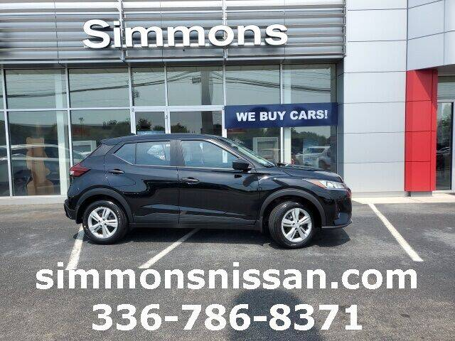 2021 Nissan Kicks for sale in Mount Airy, NC
