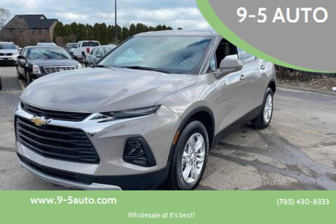 2021 Chevrolet Blazer for sale at 9-5 AUTO in Topeka KS