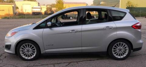 2014 Ford C-MAX Hybrid for sale at North Oakland Motors in Waterford MI