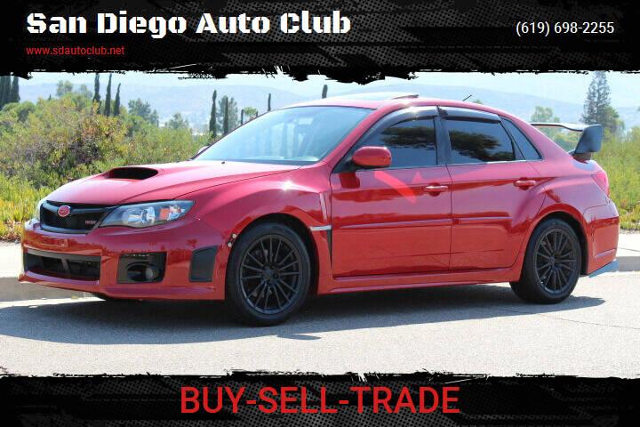 2011 Subaru Impreza for sale at San Diego Auto Club in Spring Valley CA