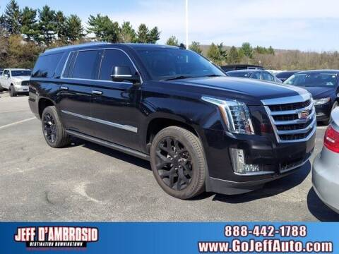 2016 Cadillac Escalade ESV for sale at Jeff D'Ambrosio Auto Group in Downingtown PA