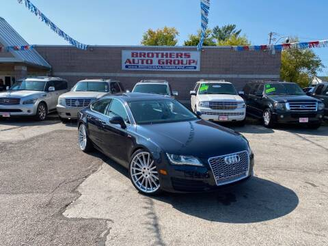 2013 Audi A7 for sale at Brothers Auto Group in Youngstown OH