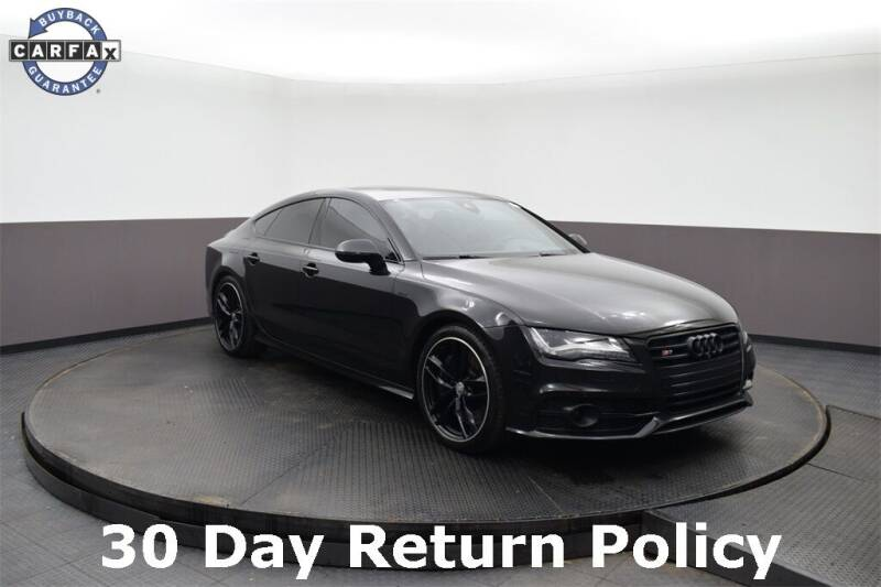 2015 Audi S7 for sale at M & I Imports in Highland Park IL
