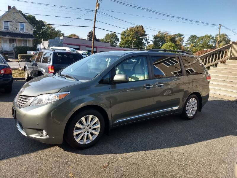 2011 Toyota Sienna for sale at Good Works Auto Sales INC in Ashland MA