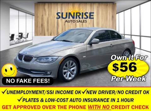 2011 BMW 3 Series for sale at AUTOFYND in Elmont NY