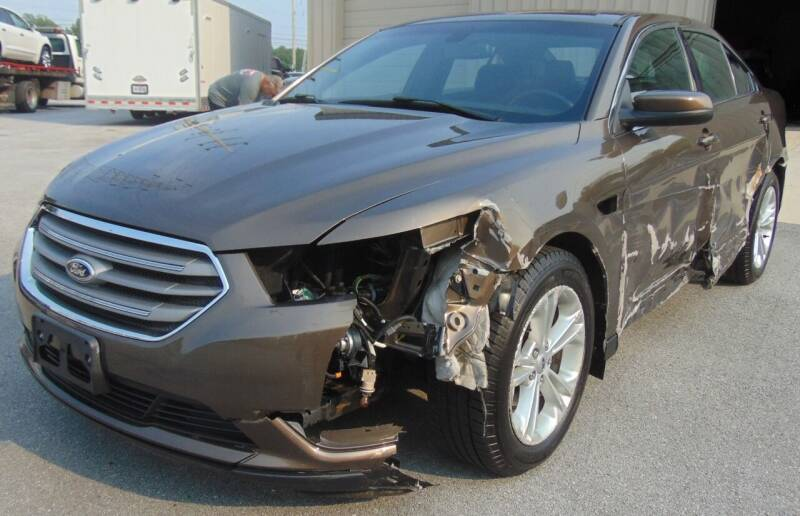 2015 Ford Taurus for sale at Kenny's Auto Wrecking in Lima OH