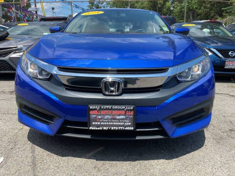 2018 Honda Civic for sale at Nasa Auto Group LLC in Passaic NJ