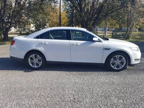 2013 Ford Taurus for sale at Special Finance of Charleston LLC in Moncks Corner SC
