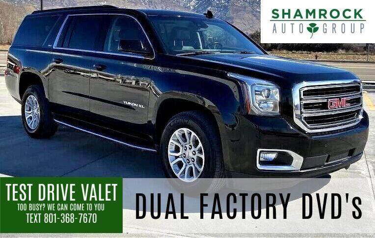 2019 GMC Yukon XL for sale at Shamrock Group LLC #1 in Pleasant Grove UT