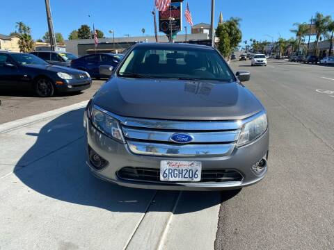 2011 Ford Fusion for sale at Paykan Auto Sales Inc in San Diego CA