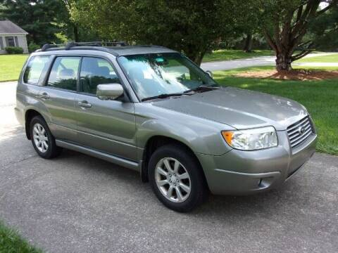 2006 Subaru Forester for sale at Curry's Auto Sales in Nicholasville KY