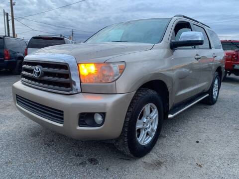 2008 Toyota Sequoia for sale at Safeway Auto Sales in Horn Lake MS