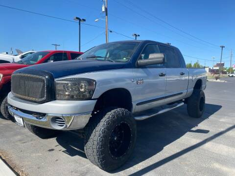 2008 Dodge Ram Pickup 2500 for sale at Auto Image Auto Sales Chubbuck in Chubbuck ID