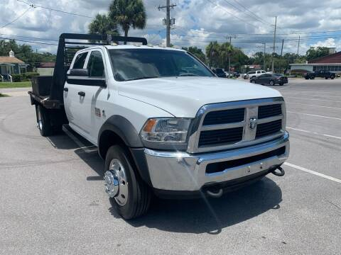2012 RAM Ram Chassis 5500 for sale at Consumer Auto Credit in Tampa FL