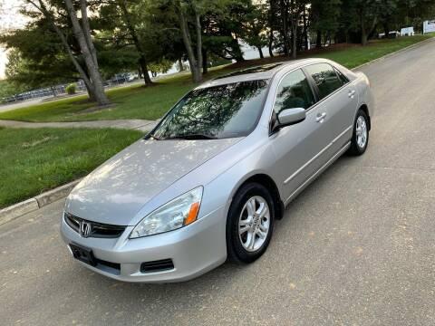 2007 Honda Accord for sale at Starz Auto Group in Delran NJ