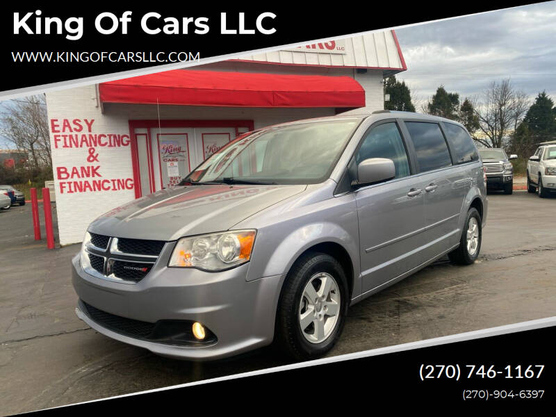 2013 Dodge Grand Caravan for sale at King of Cars LLC in Bowling Green KY