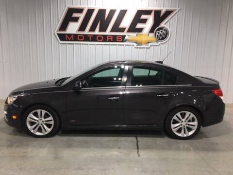 2015 Chevrolet Cruze for sale at Finley Motors in Finley ND