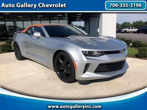2016 Chevrolet Camaro for sale at Auto Gallery Chevrolet in Commerce GA