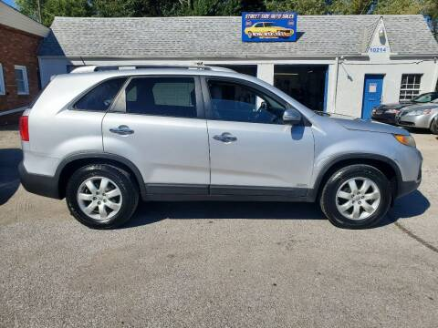 2012 Kia Sorento for sale at Street Side Auto Sales in Independence MO