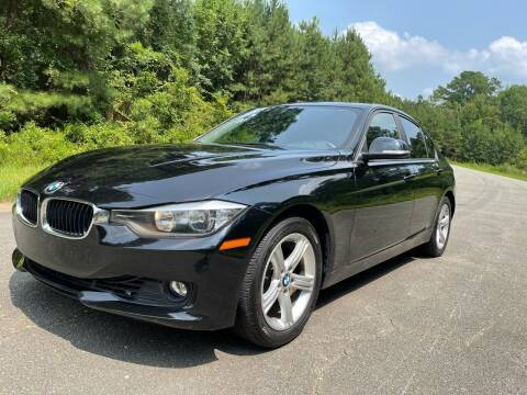 2015 BMW 3 Series for sale at Carrera AutoHaus Inc in Clayton NC