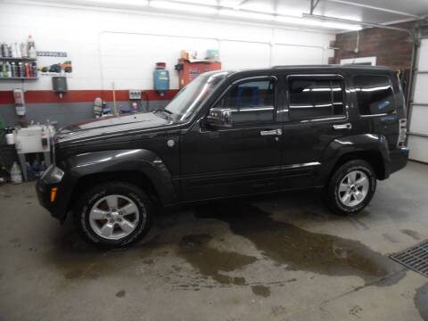 2011 Jeep Liberty for sale at East Barre Auto Sales, LLC in East Barre VT
