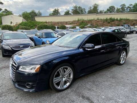 2016 Audi A8 L for sale at Car Online in Roswell GA