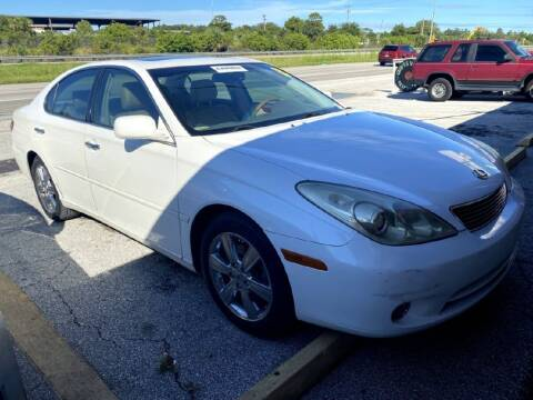 2005 Lexus ES 330 for sale at ROCKLEDGE in Rockledge FL