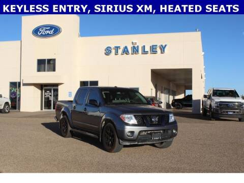 2018 Nissan Frontier for sale at STANLEY FORD ANDREWS in Andrews TX