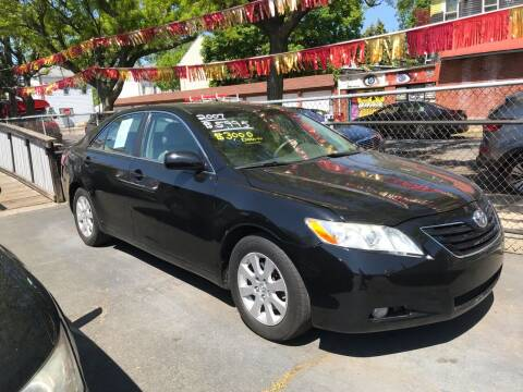 2007 Toyota Camry for sale at Chambers Auto Sales LLC in Trenton NJ
