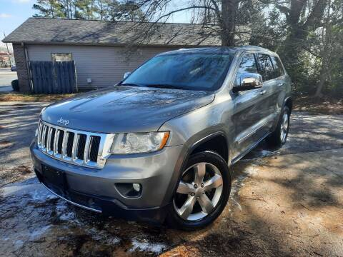 2013 Jeep Grand Cherokee for sale at PIRATE AUTO SALES in Greenville NC